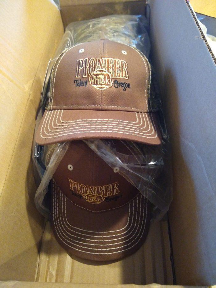 Pioneer Whisky Hat